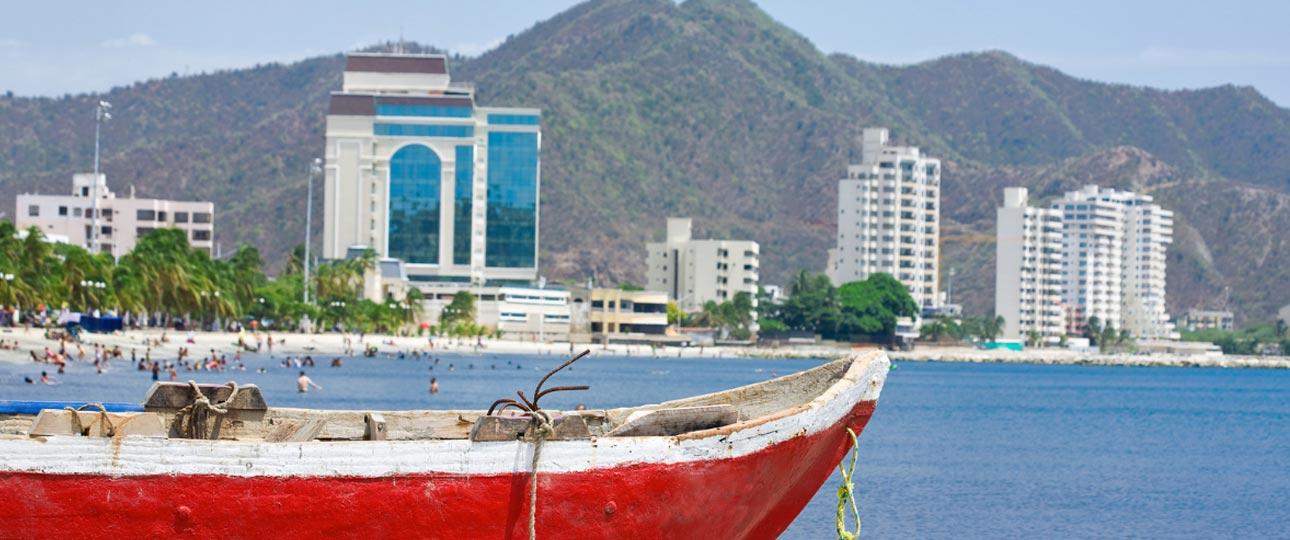 5 sitios que no puedes dejar de ver en Santa Marta